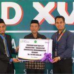Bank Muamalat Beri Beasiswa ke Universitas Muhammadiyah Kendari