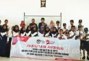 Audiensi Rumah Pintar Pemilu, KPU Buteng Sasar Siswa Sekolah