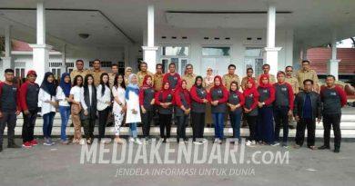 Bupati Butur Lepas Delegasi ke FKMA Tingkat ASEAN