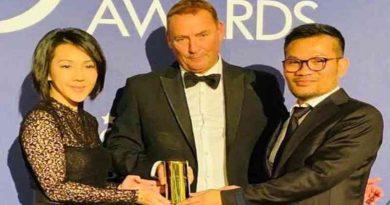 Telkomsel  Raih 'Brand of The Year' dari World Branding Forum