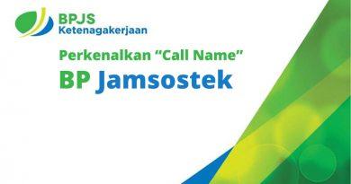 BPJS Ketenagakerjaan, Perkenalkan BP Jamsostek Sebagai Nama Panggilan