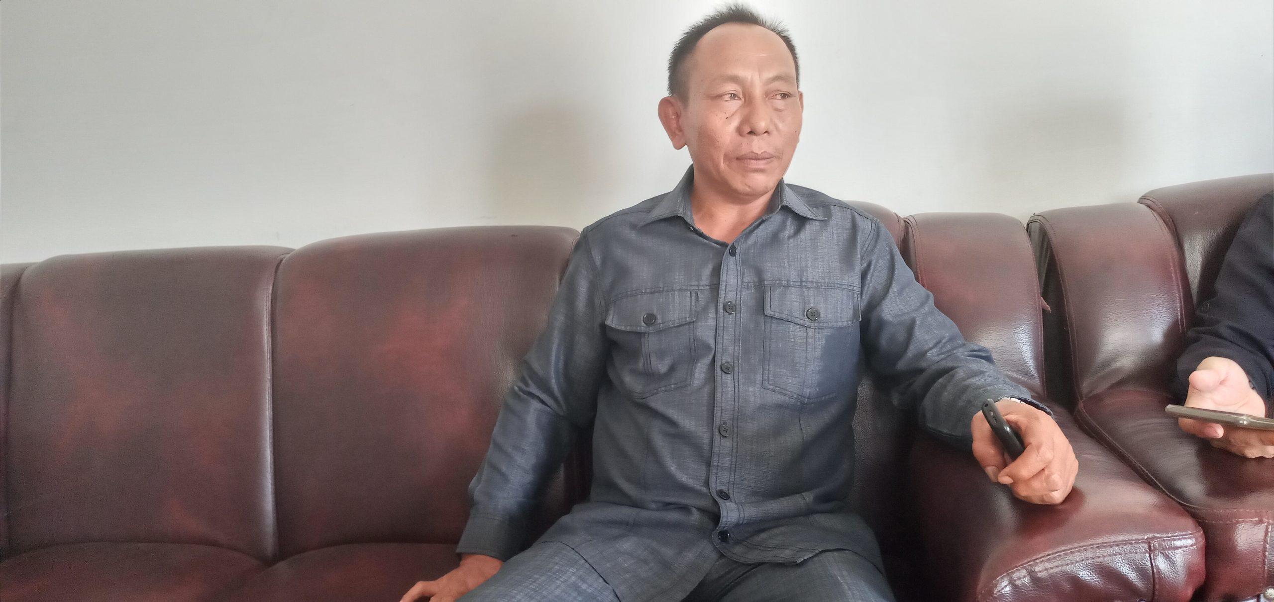 Ketua DPC PDIP Kabupaten Konawe Utara, I Made Tarubuana. Foto: Mumun/Mediakendari.com