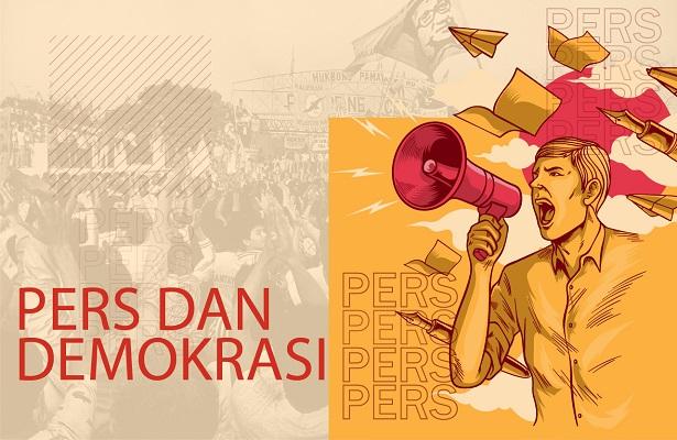Pers dan Demokrasi