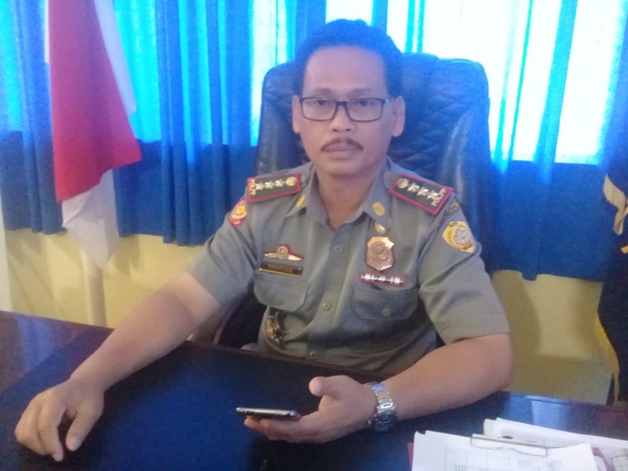 Kasat Pol PP Kota Baubau, Hanaruddin