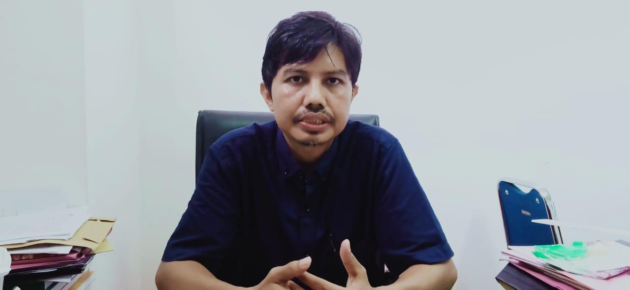 Pengamat Komunikasi Politik, Muhammad Najib Husen