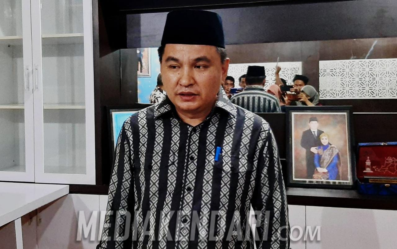 Wakil Ketua DPRD Sultra, Endang SA. Foto: MEDIAKENDARI.com/Muh. Ardiansyah R.