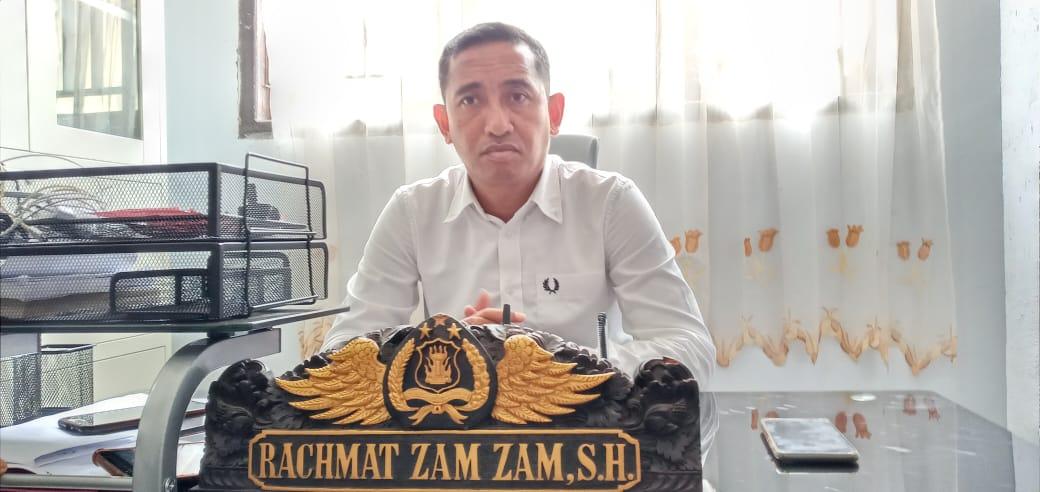 Kasat Reskrim IPTU Rachmat Zamzam. Foto: Mumun/Mediakendari.com