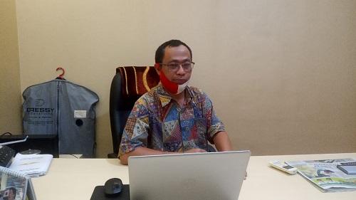 Branch Manager Garuda Indonesia Cabang Kendari, Syaiful Bahri