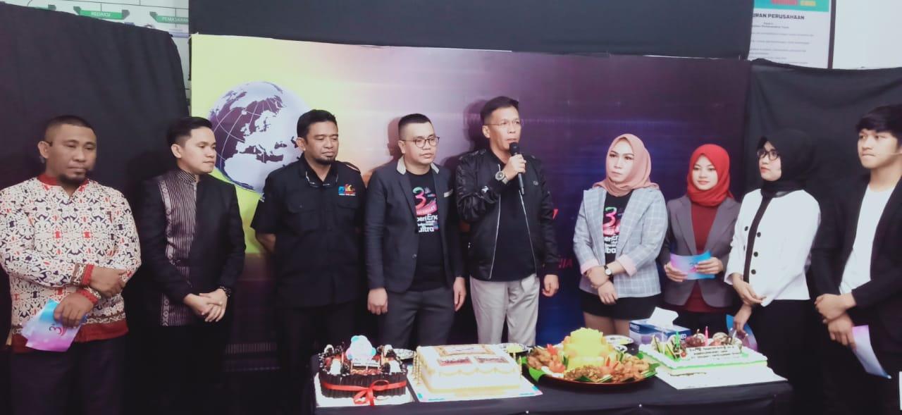 HUT PT. Kendari Mediatama Group