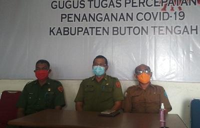 Jubir Gugus Tugas Covid 19 Buteng, dr Karyadi