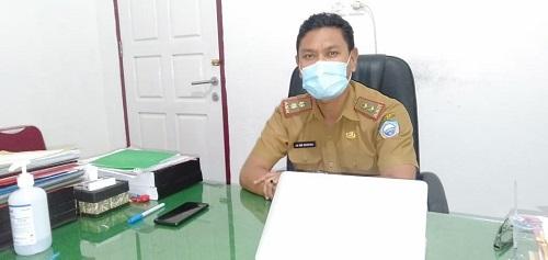 Kepala Dinas Kesehatan Buton Selatan, La Ode Budiman, SKM, M.Kes