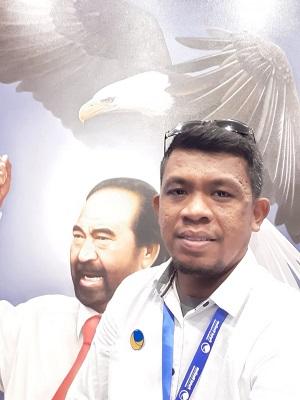 Ketua DPD NasDem Kabupaten Wakatobi