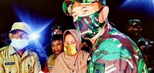 Pangdam XIV Haaanuddin Mayjen TNI Andi Sumanggeruka