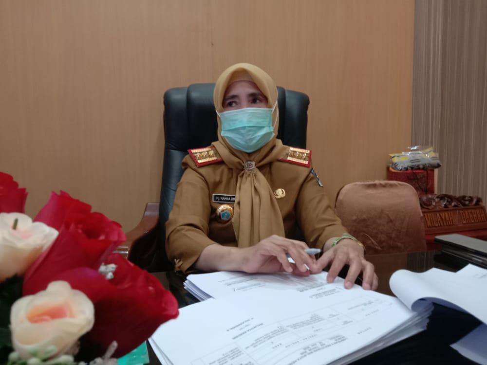Sekretaris Daerah (Sekda) Kota Kendari, Nahwa Umar