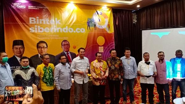 Foto Bersama pada kegiatan Bimbingan Teknis Siberindo.co di Tangerang
