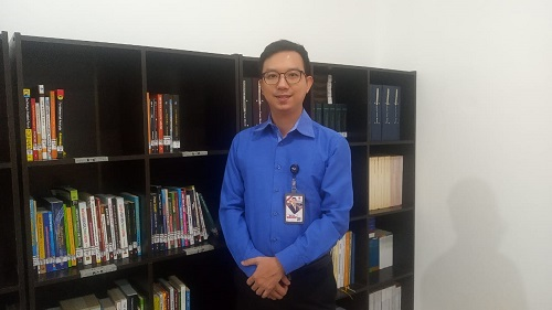 P.H. Kepala Kantor Perwakilan BEI Sultra