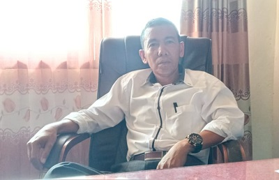 Sekretaris DPRD Konut