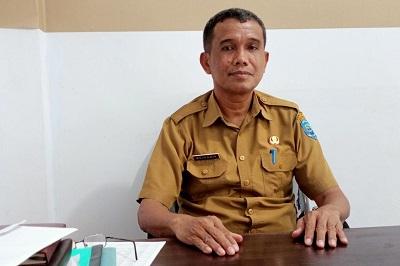 Kepala Dinas Pariwisata Buteng