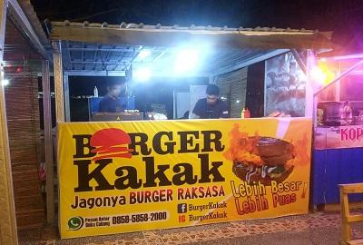 kedai Burger Kakak