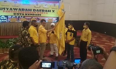 Musda X DPD II Partai Golkar Kendari