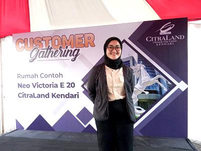 Executive Officer CitraLand Kendari