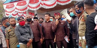 Ketua DPRD Buteng
