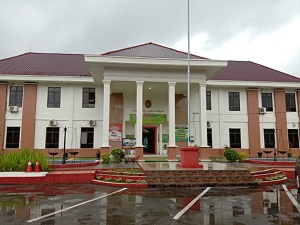 Kantor Pengadilan Agama Kendari kelas 1A