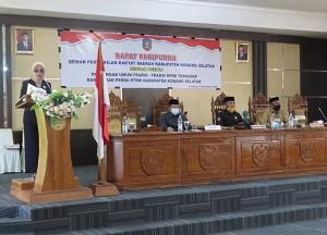DPRD konsel