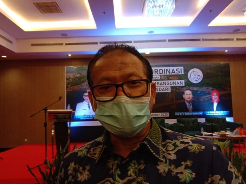 Koordinator staf ahli Menteri Kelautan dan Perikanan Republik Indonesia