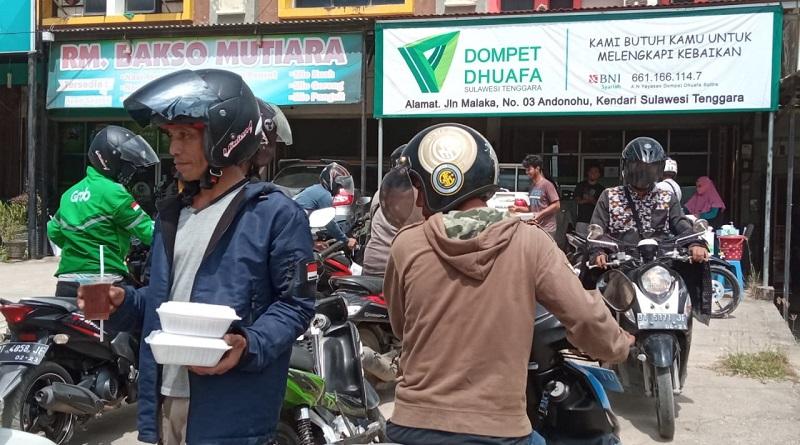 Dompet Dhuafa Sultra
