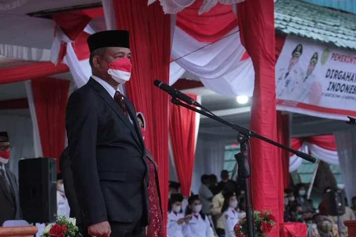 Sekda Kota Baubau, Dr Roni Muhtar. Foto : Dokumentasi Dinas Kominfo Baubau.